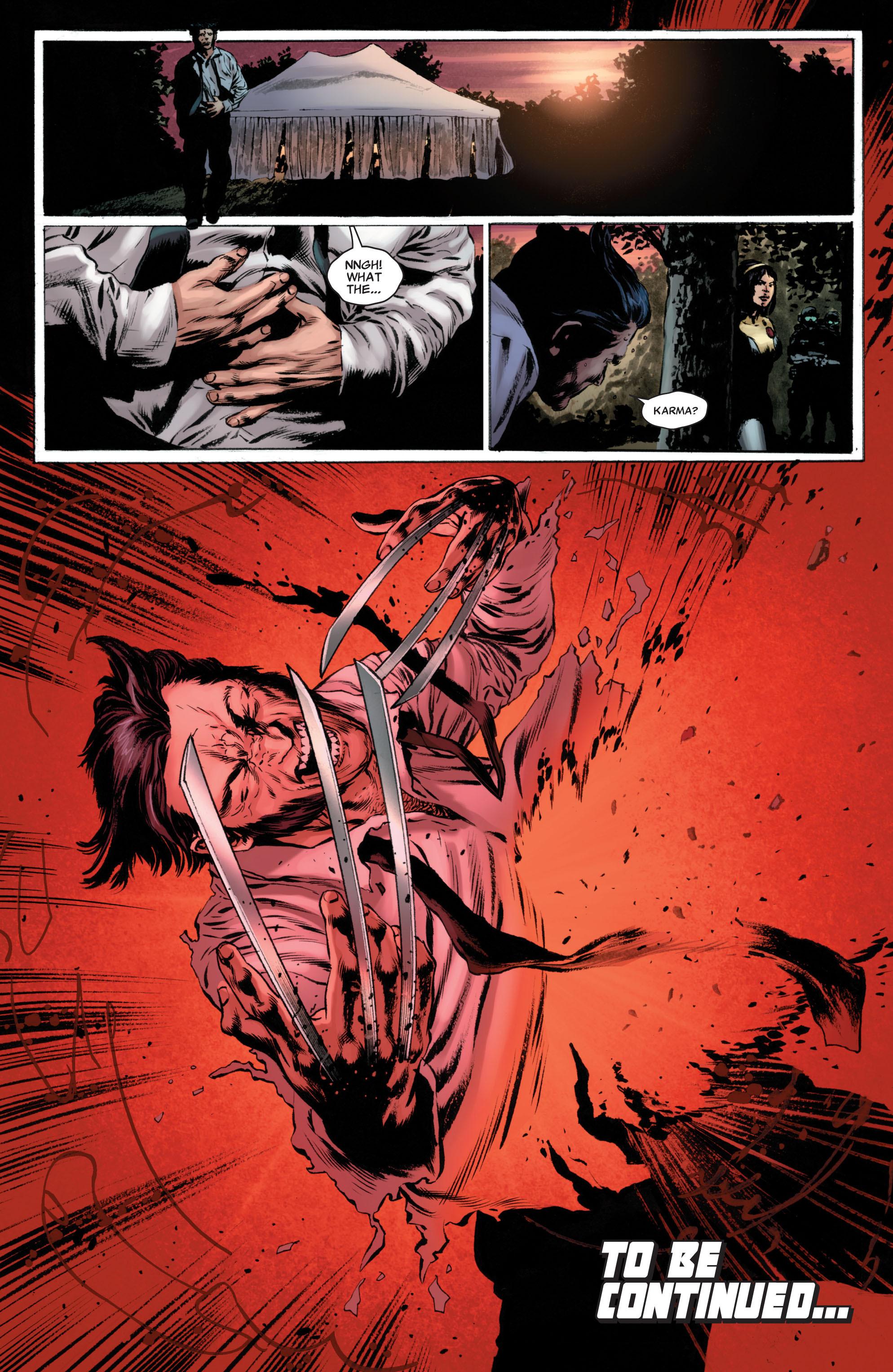 Read online Astonishing X-Men (2004) comic -  Issue #51 - 29