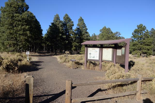 kiosk and trail register