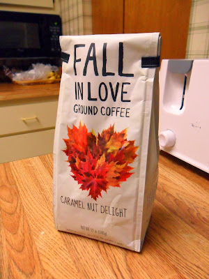 Paramount Coffee Fall In Love Ground Coffee Caramel Nut Delight