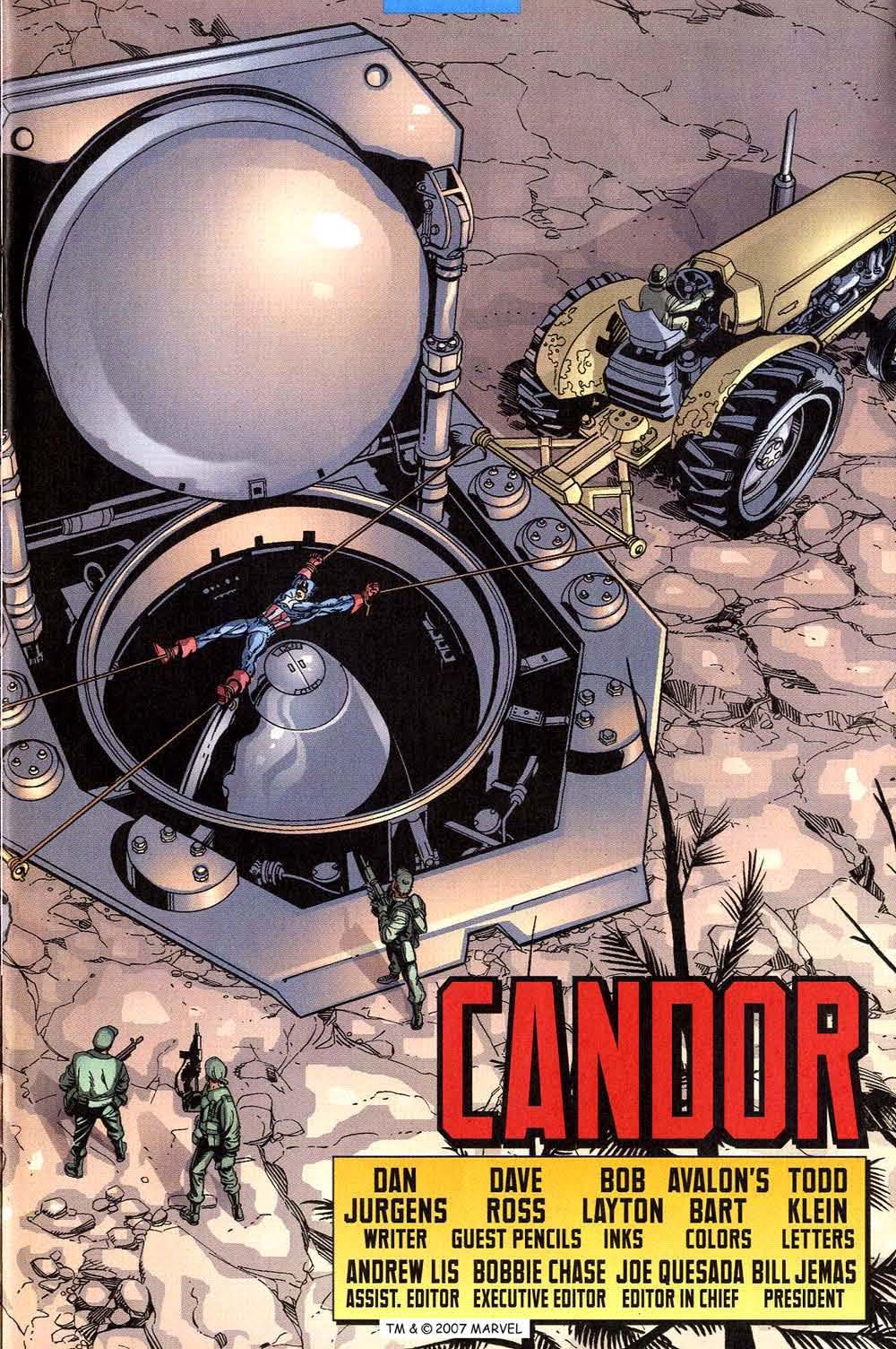Captain America (1998) Issue #43 #50 - English 5