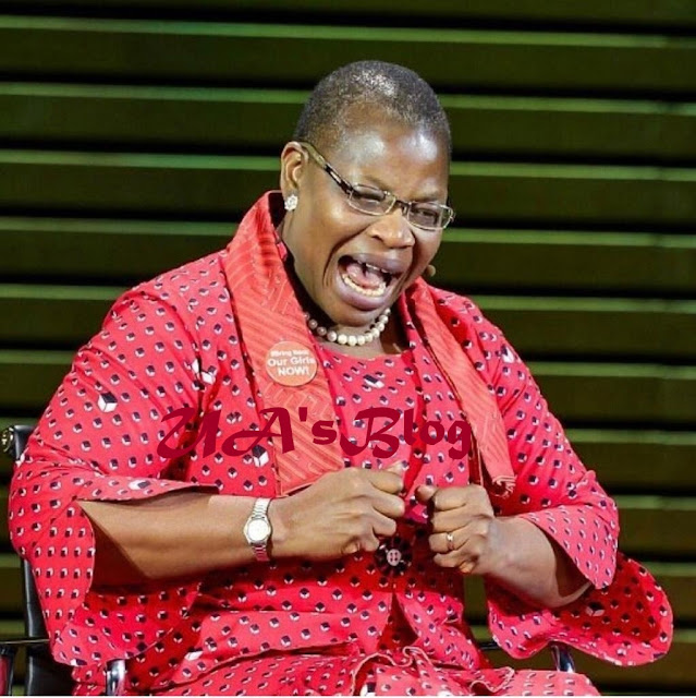 I Will Support Lesbian, Gay Rights If Elected President — Ezekwesili