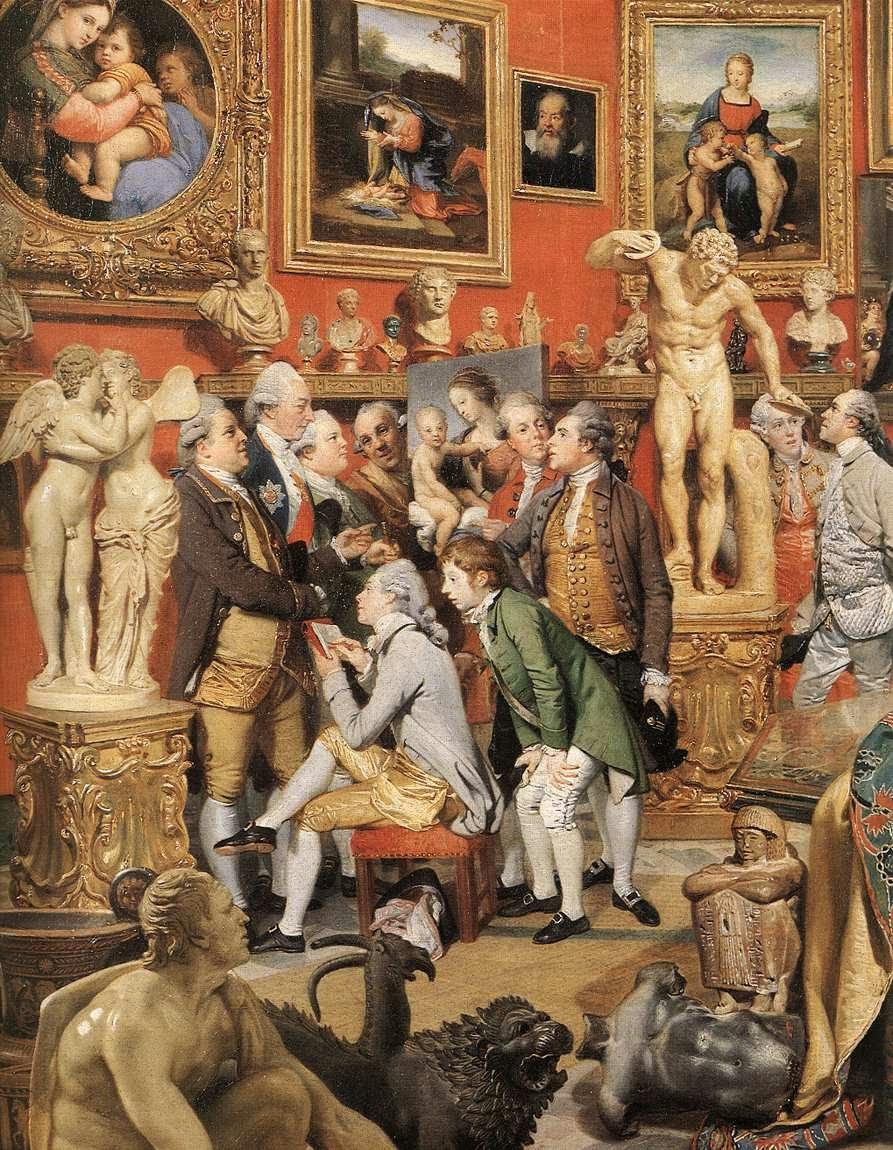 Art On The Grand Tour 1750 1820 Art On The Grand Tour