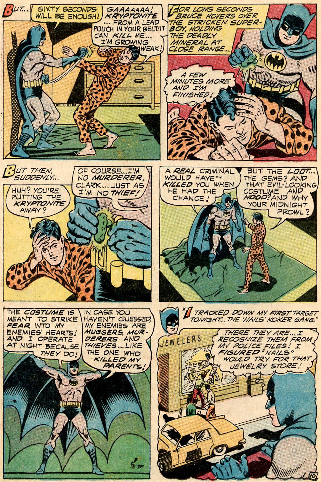 Read online World's Finest Comics comic -  Issue #172 - 16