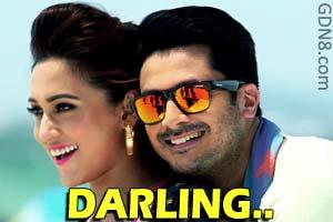 DARLING Lyrics - Kelor Kirti - Dev, Sayantika, Jisu, Mimi, Ankush, Nusrat, Koushani
