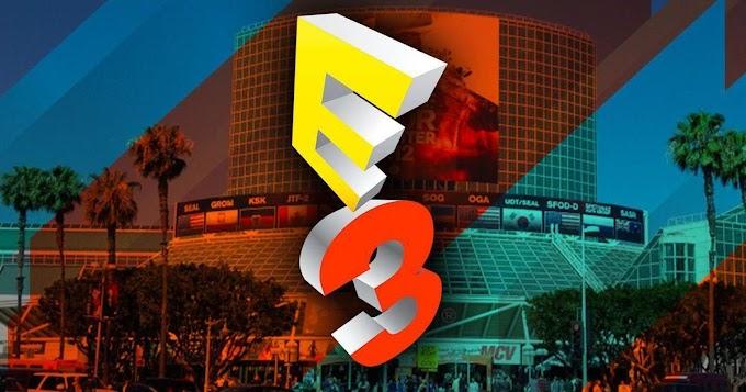 Rolou na E3