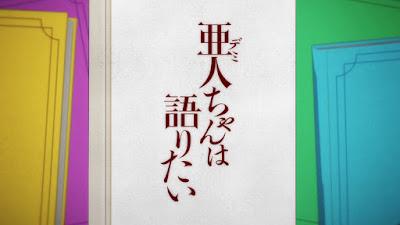 Demi-chan wa Kataritai Subtitle Indonesia [Batch]