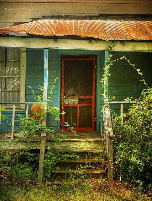 Country Side Poet That Old Screen Door