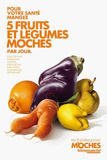 Cette affiche pour les légumes moches sort de l'ordinaire