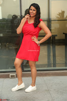 Shravya Reddy in Short Tight Red Dress Spicy Pics ~  Exclusive Pics 007.JPG