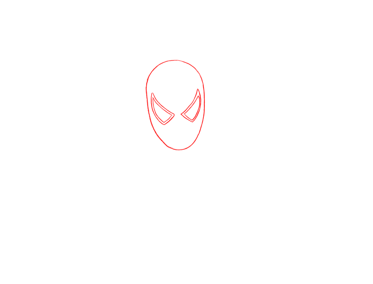 How To Draw Spiderman Draw Central