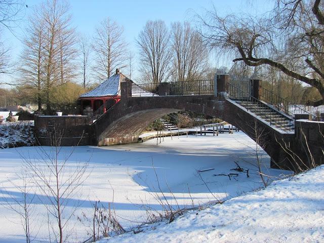 Inverno em Hamburgo
