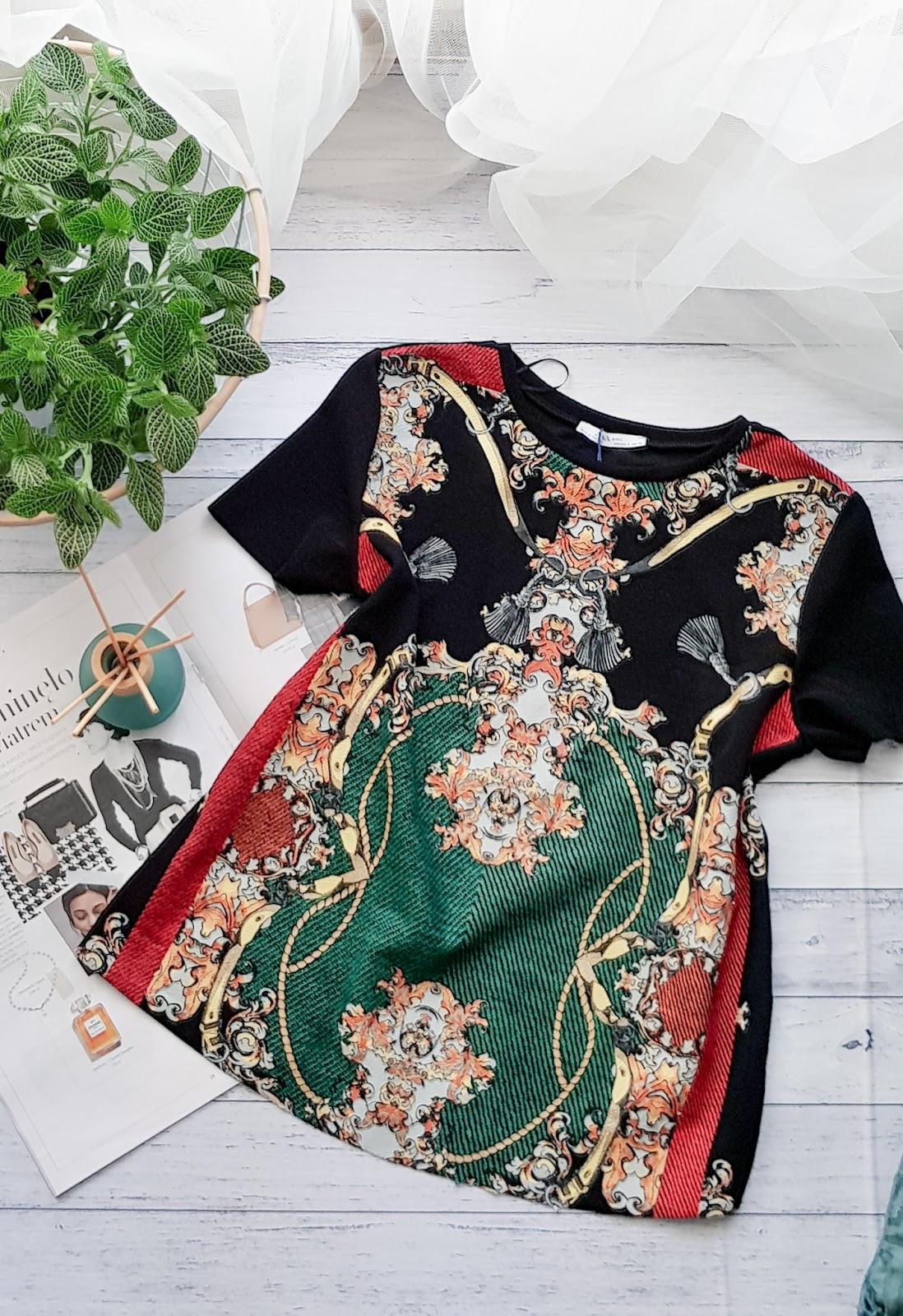 Must have na Jesień 2018 - Haul Zakupowy Zara i H&M