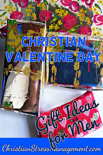 Christian Valentine Day gift ideas for men