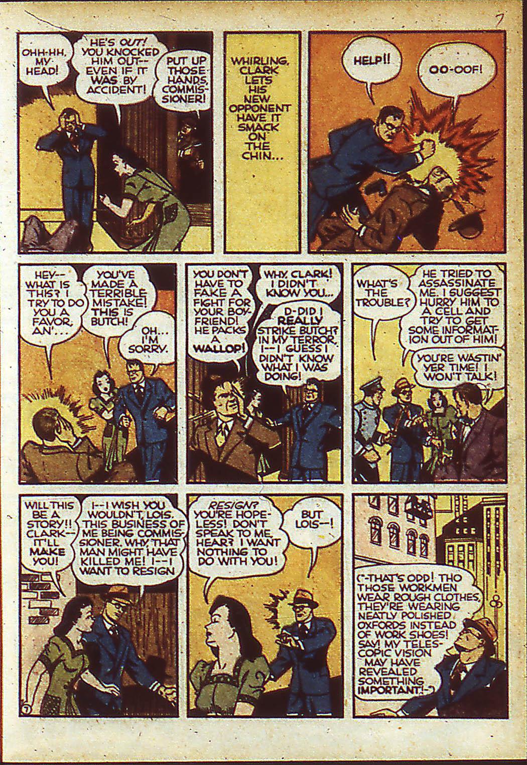 Action Comics (1938) 37 Page 8