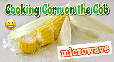 Create eat happy kawaii japanese food recipes and cooking hacks how to cook corn on the cob in the microwave food education video recipe forumfinder Images
