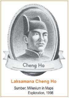 Laksamana Cheng-Ho - Sumber Sejarah Masuknya Islam ke Indonesia - Catatan pelayaran seorang sejarawan Cina