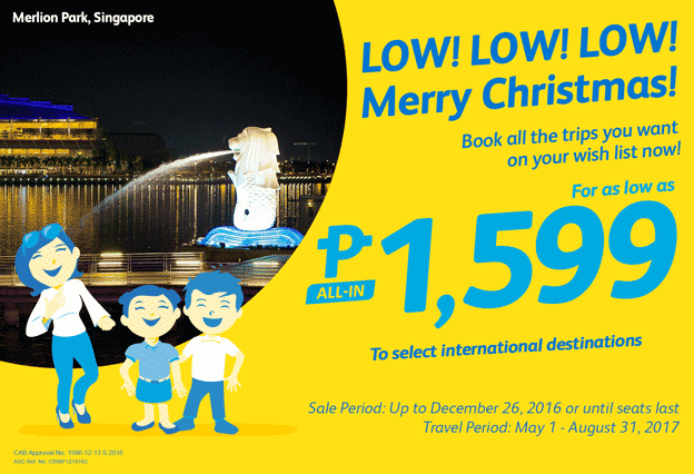 Cebu Pacific Online Booking