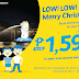 Cebu Pacific Promo Iloilo to Hong Kong 2017