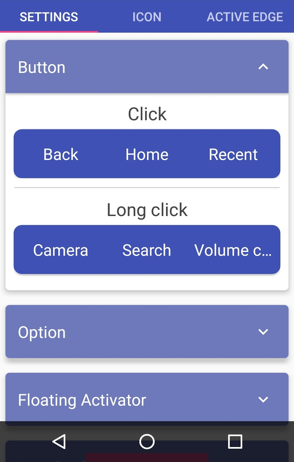 Ứng dụng Simple Control Android