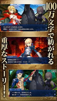Permainan Fate Grand Order Apk v1.6.0 Android Terbaru 2016
