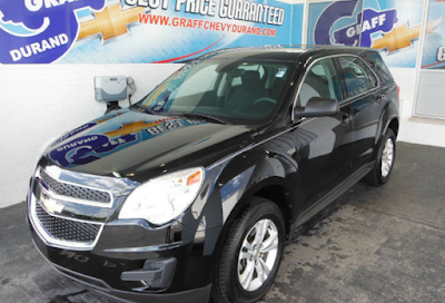 Pick of the Week – One Owner 2012 Chevrolet Equinox