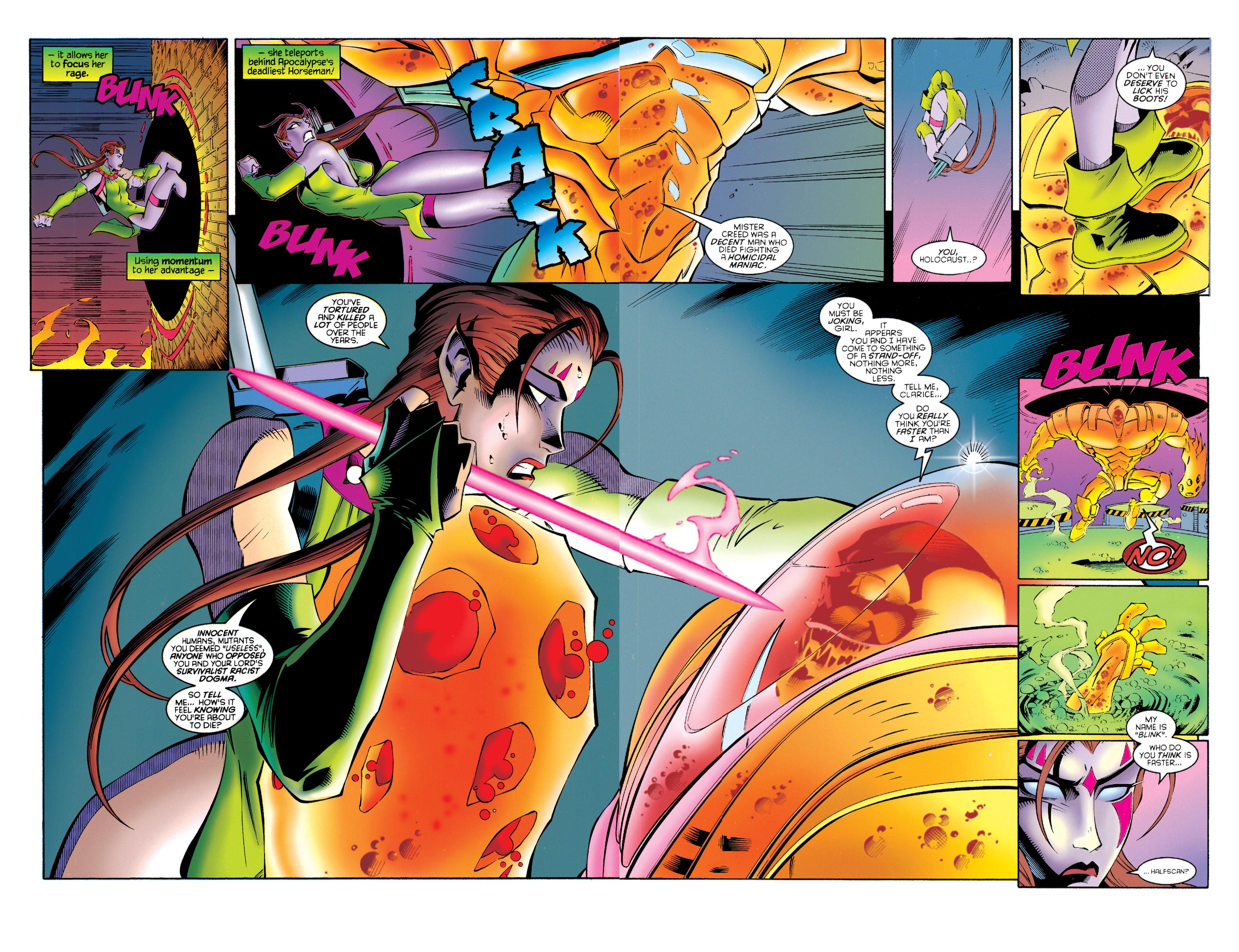 Read online Astonishing X-Men (1995) comic -  Issue #4 - 5