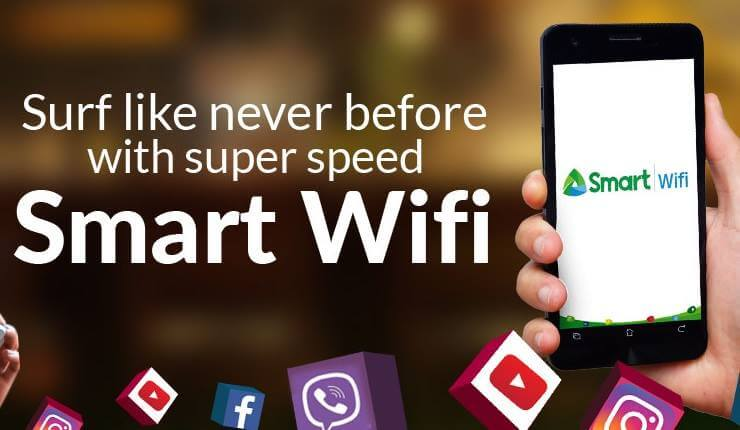 Smart WiFi: Powering Connections For Filipinos