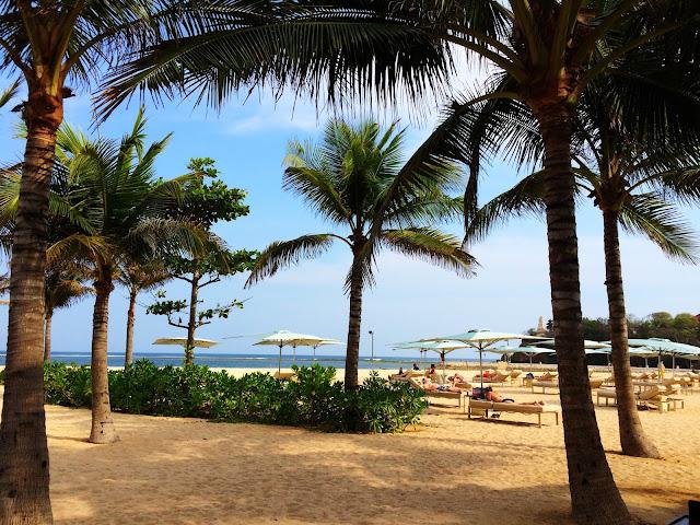バリ島のビーチの写真