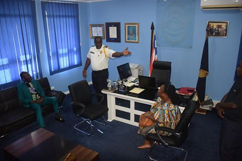 Apostle Suleman visits Libra government