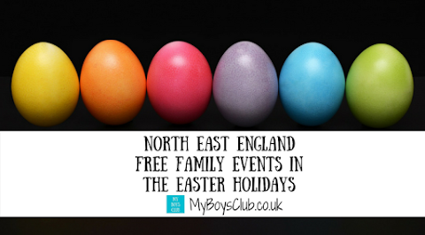 North East FREE Family Events in the Easter Holidays