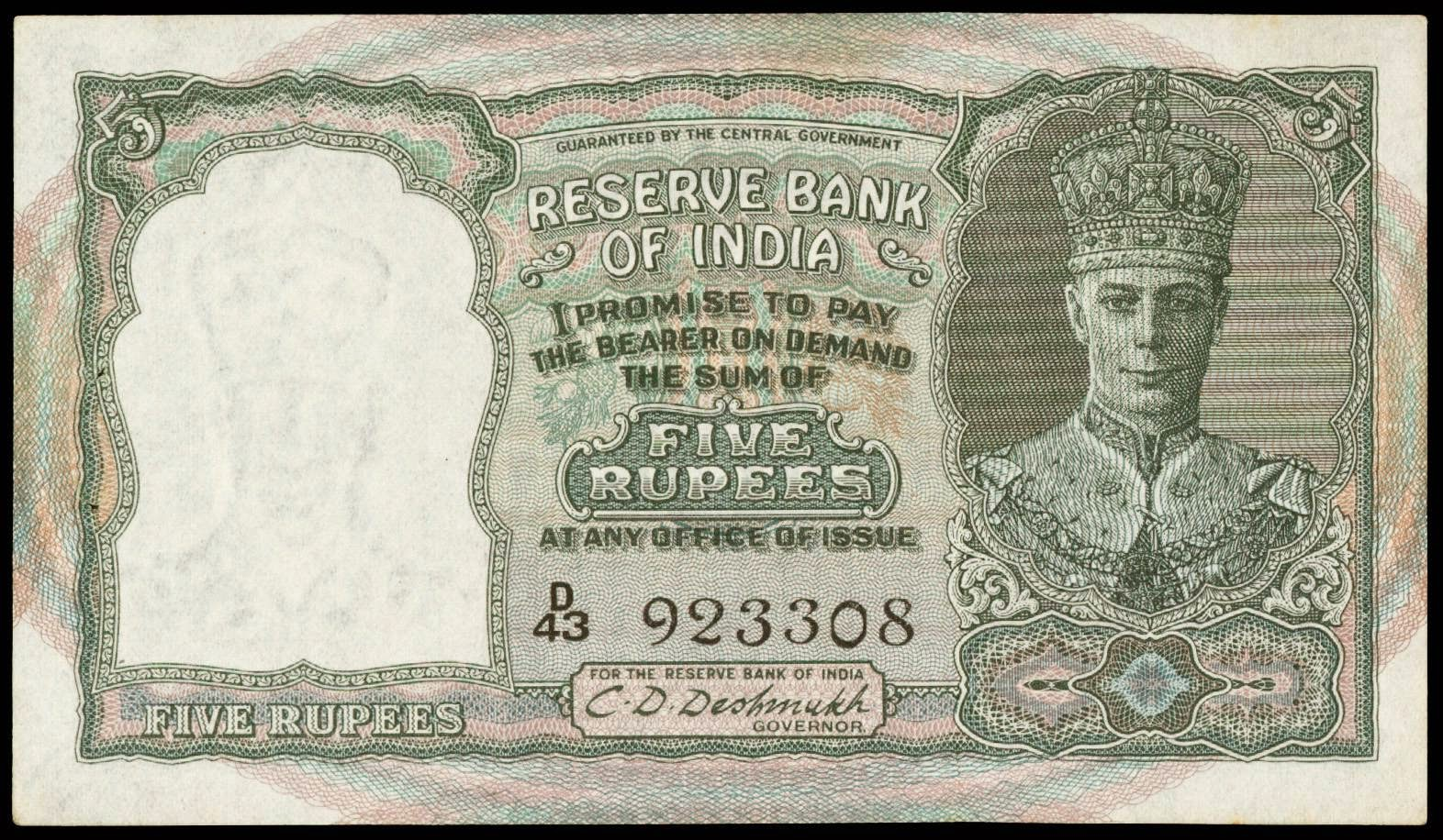 My Struggles Of Pursuing The Hobby Collecting Old British India Notes