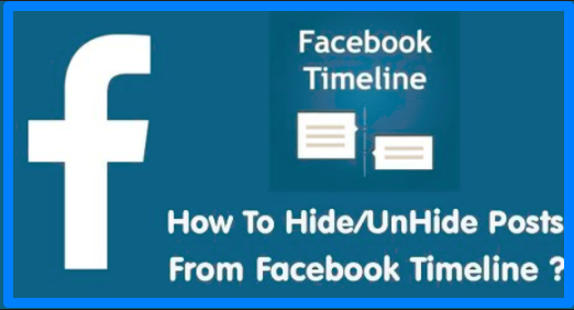 How To Unhide A Facebook Post