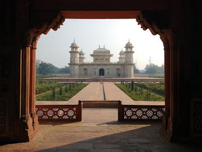 Itmad-ud-Daulah Agra India