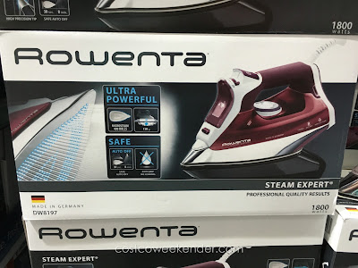 Costco 1044414 - Rowenta DW8197 Steam Expert Iron - great and practical for any household