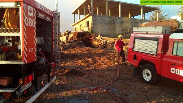 Conato de incendio en Las Manchas