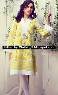 Suffuse by Sana Yasir Eid Dresses 2015