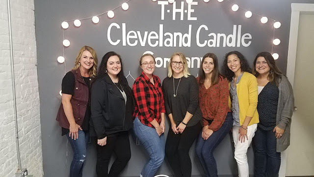 cleveland bloggers, craft, girls night out, cleveland