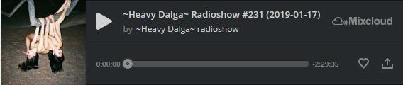 heavy dalga radio show #231