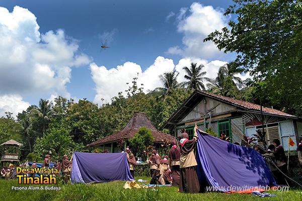 Serunya Paket Camping Jogja Besama SD IT Taruna Al Quran Sleman – Desa Wisata Tinalah