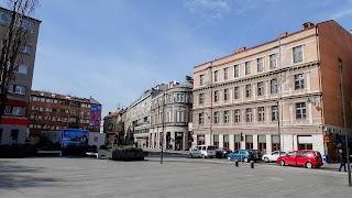 Sarajevo streets in 2020