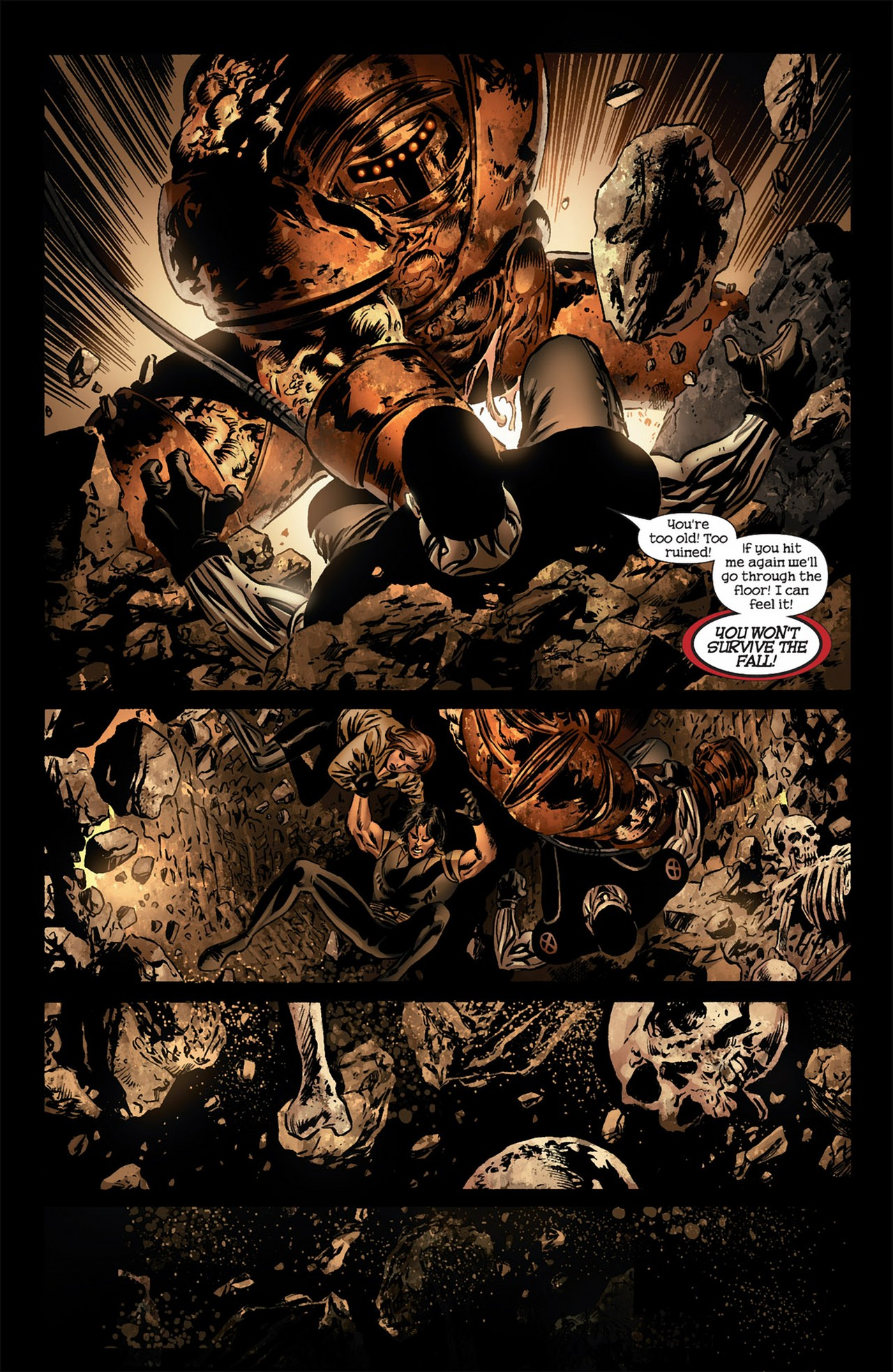 Read online Ultimate Nightmare comic -  Issue #3 - 22