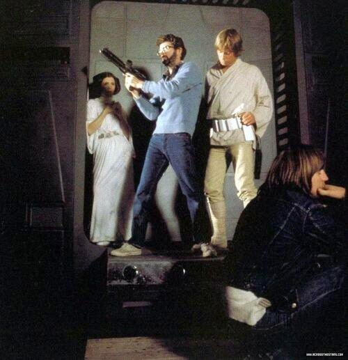 Star Wars behind the scenes movieloversreviews.filminspector.com