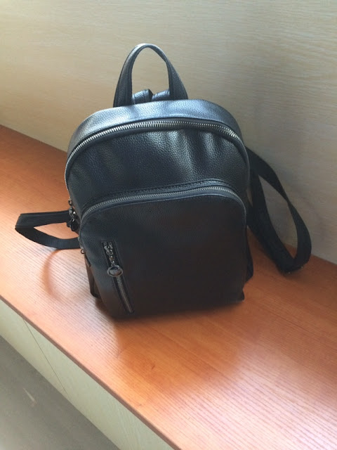 Black Women Backpack - 3