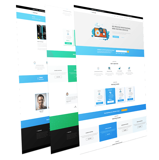 joomla-hosting-template