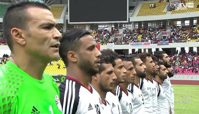 ترتيب مجموعة منتخب مصر فى تصفيات كاس العالم 2018 بعد الجولة الاولى