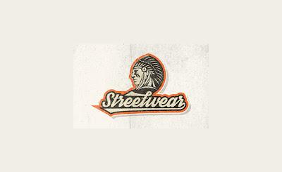 streetwear script font