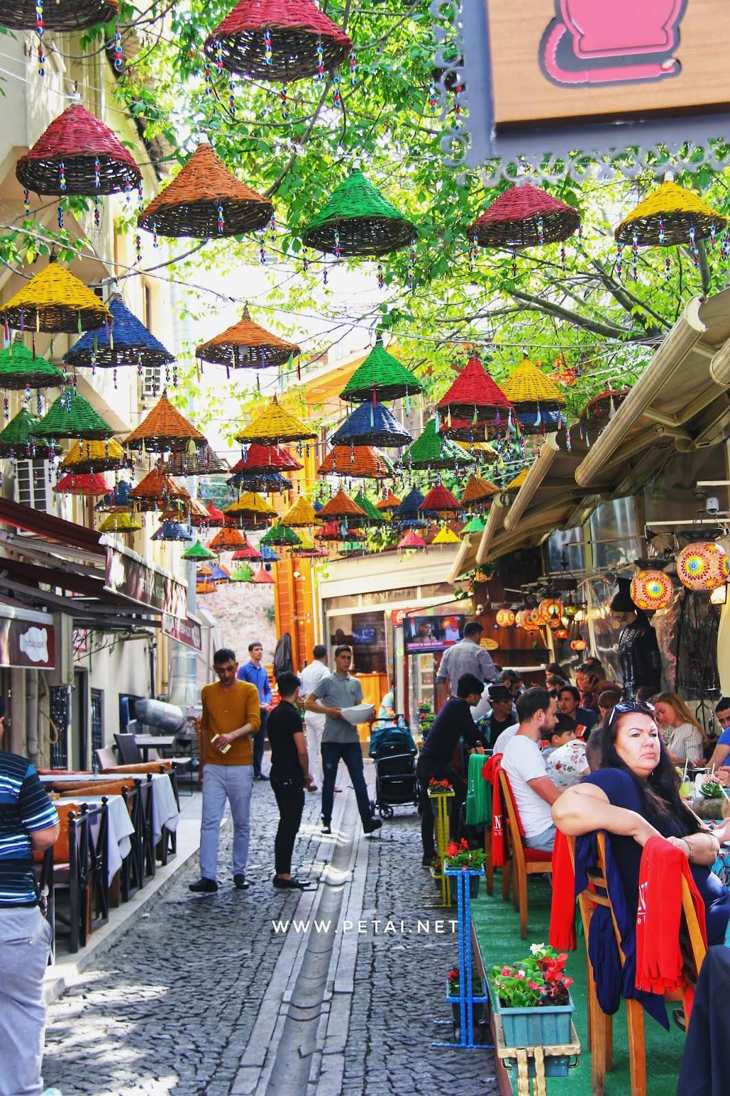 15 Perkara Yang Saya Lihat Dari Jalanan Istanbul 1