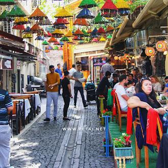 15 Perkara Yang Saya Lihat Dari Jalanan Istanbul