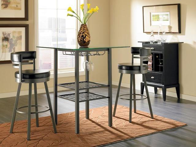 Choosing a Modern Dining Table Choosing a Modern Dining Table Metal Counter Height Pub Table