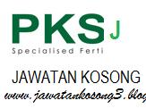 Jawatan Kosong Terkini PKSJ 08 May 2017